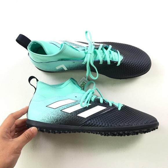2ec988d7e Adidas Mens 17.3 Aqua 13 ART S77083 Soccer Cleats